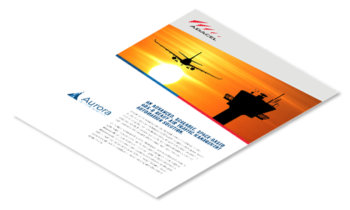 Aurora Air Traffic Management System Brochure
