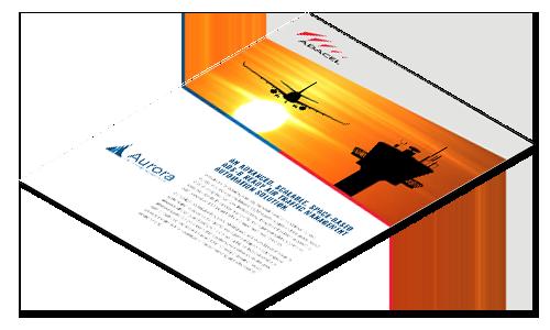 Aurora Air Traffic Management System Brochure