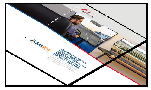 AeroDrive - Airport Driving Simulator Brochure