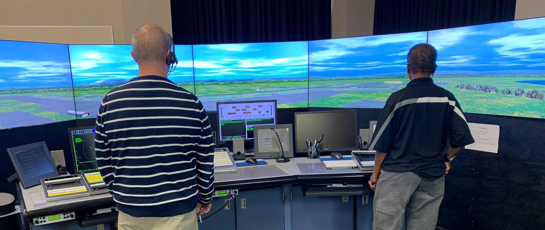 Air Traffic Control Management