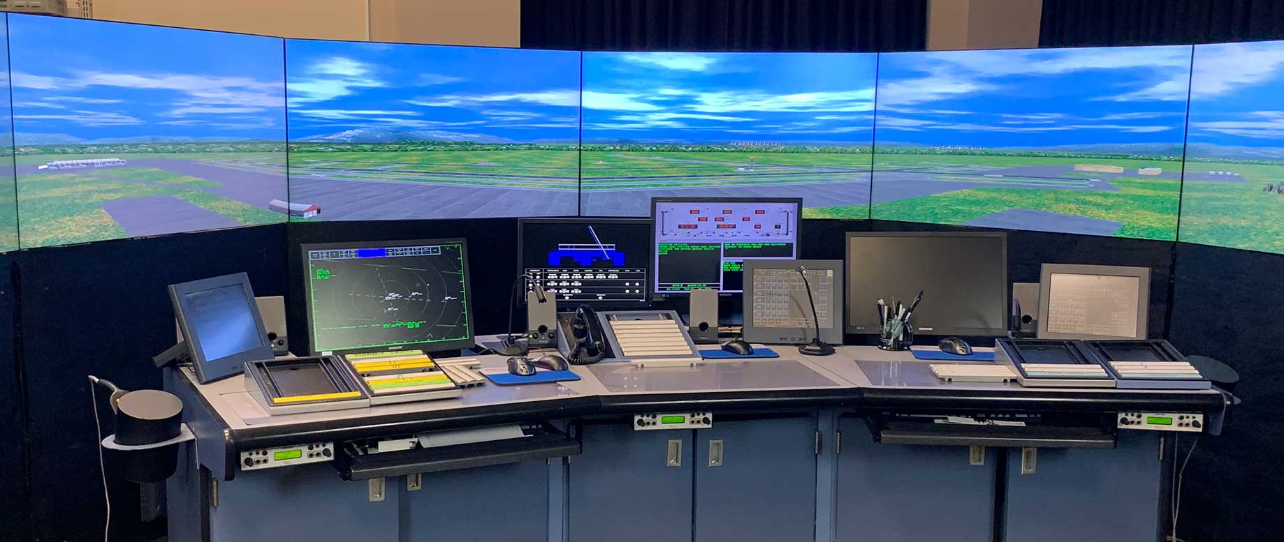 Air Traffic Control - Middle Georgia State University