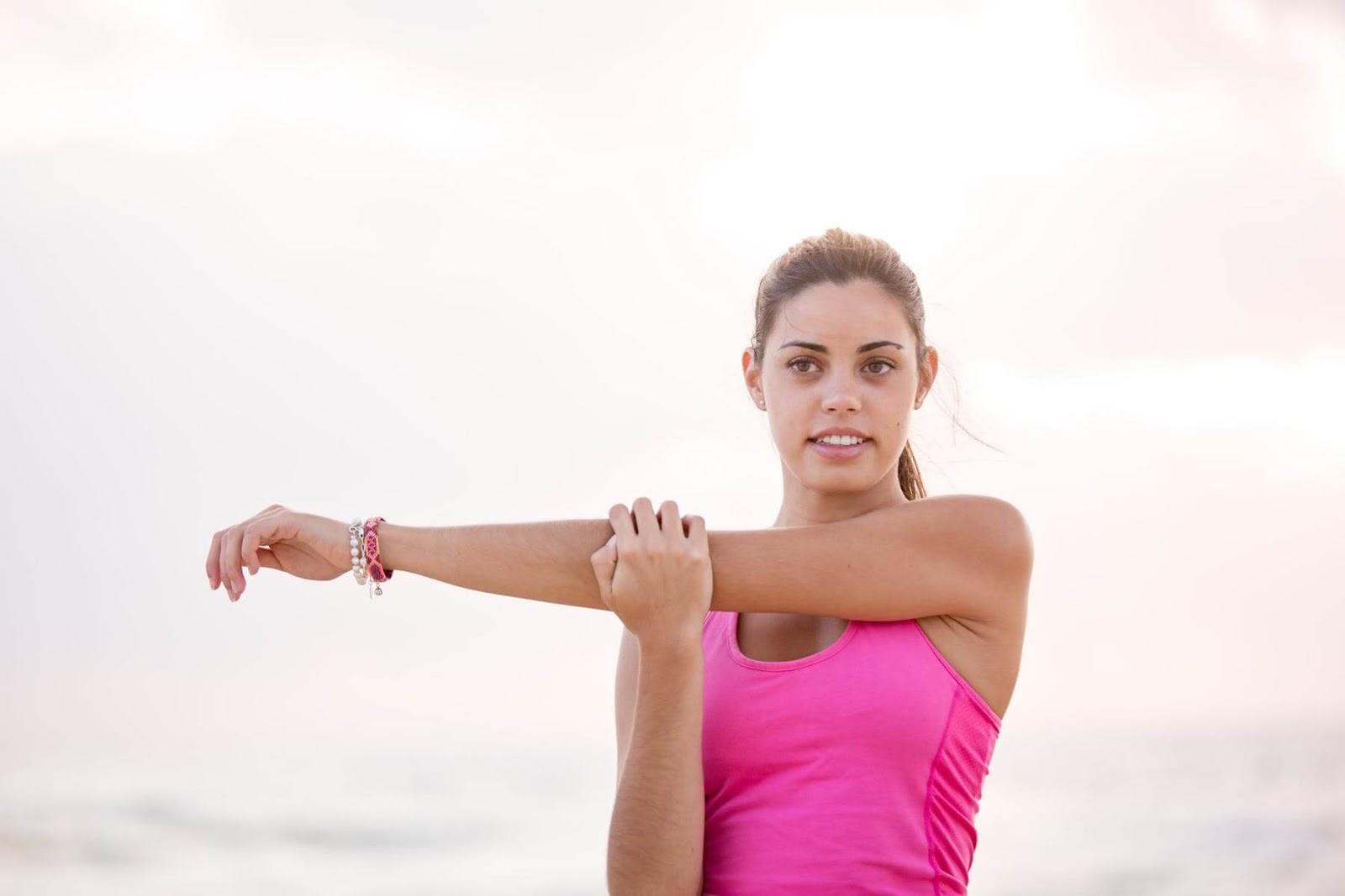 stretching workout shadyside