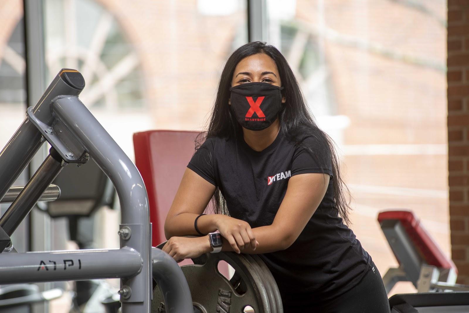 female trainer X shadyside
