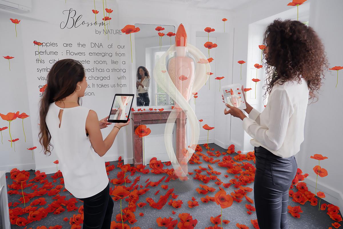 3D AR Perfume Market Strategy
