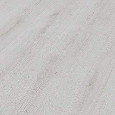 Laminatboden – Trendeiche weiß – Weißeichenholz – Muster bestellen!