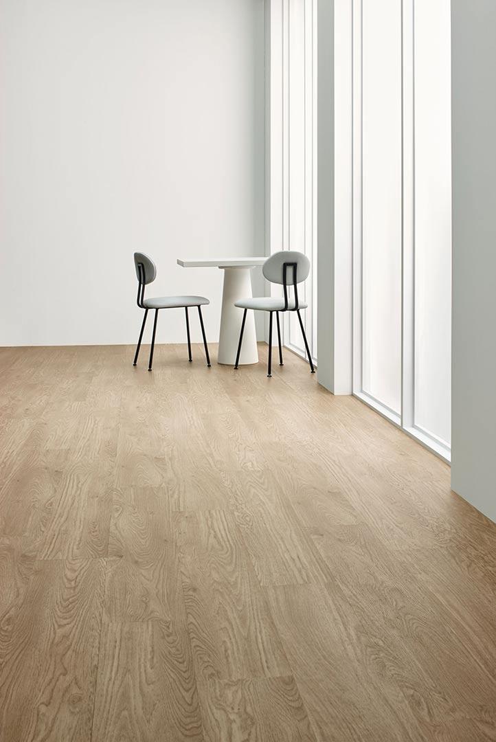 Vinylboden Whitewash Elegant Oak – Getünchtes Eichenholz – Jetzt kostenloses Muster bestellen!