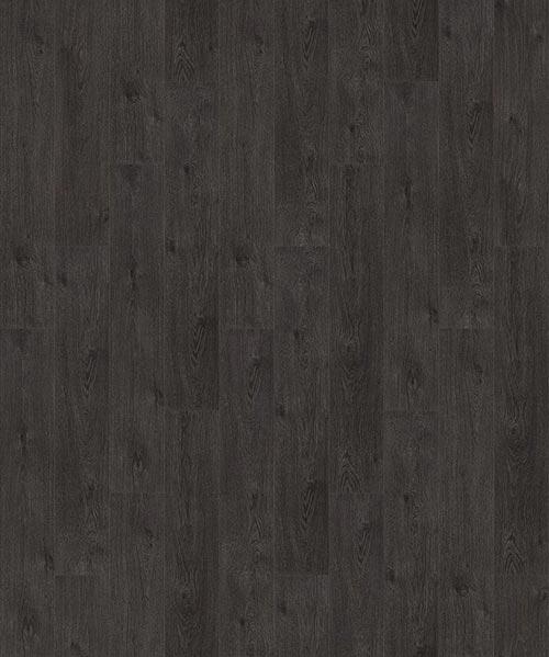 Vinylboden Black Rustic Oak – Rustikales Schwarzeichenholz – Muster bestellen!