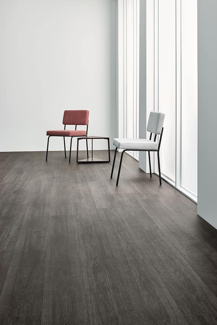 Vinylboden Grey Collage Oak – Beständig und schick wie echtes Eichenholz – Gratis Muster bestellen!