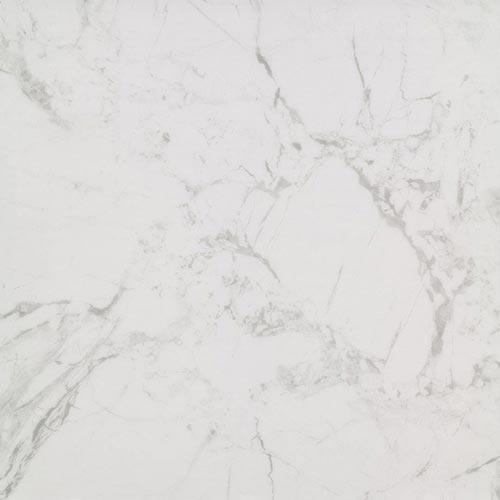 Vinylboden White Marble – Weißer Marmor – Muster bestellen!