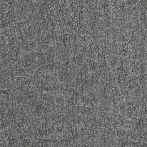 Vinylboden Nickel Metal Brush – Nickelfarbene Schraffur – Muster bestellen!