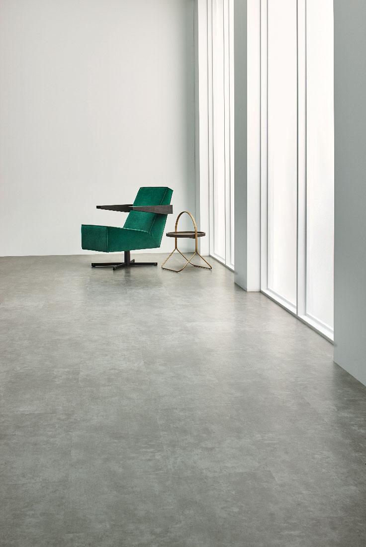 Vinylboden Light Concrete – Jetzt kostenloses Muster bestellen!