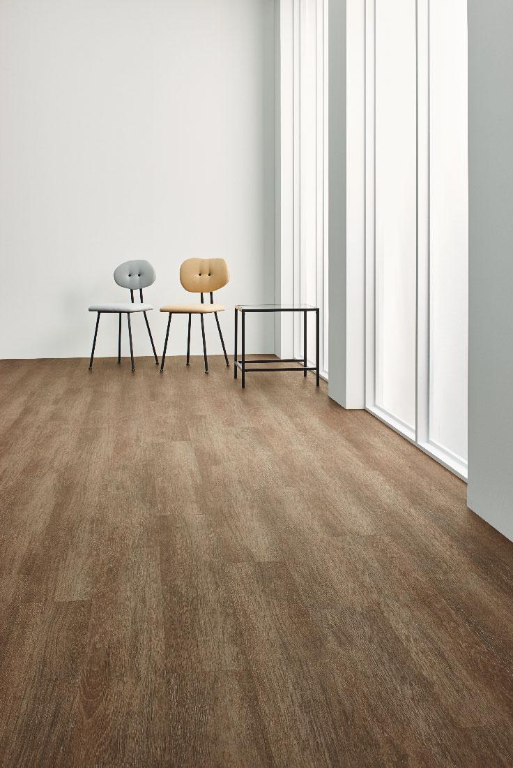 Vinylboden Chocolate Oak – Jetzt kostenloses Muster bestellen!