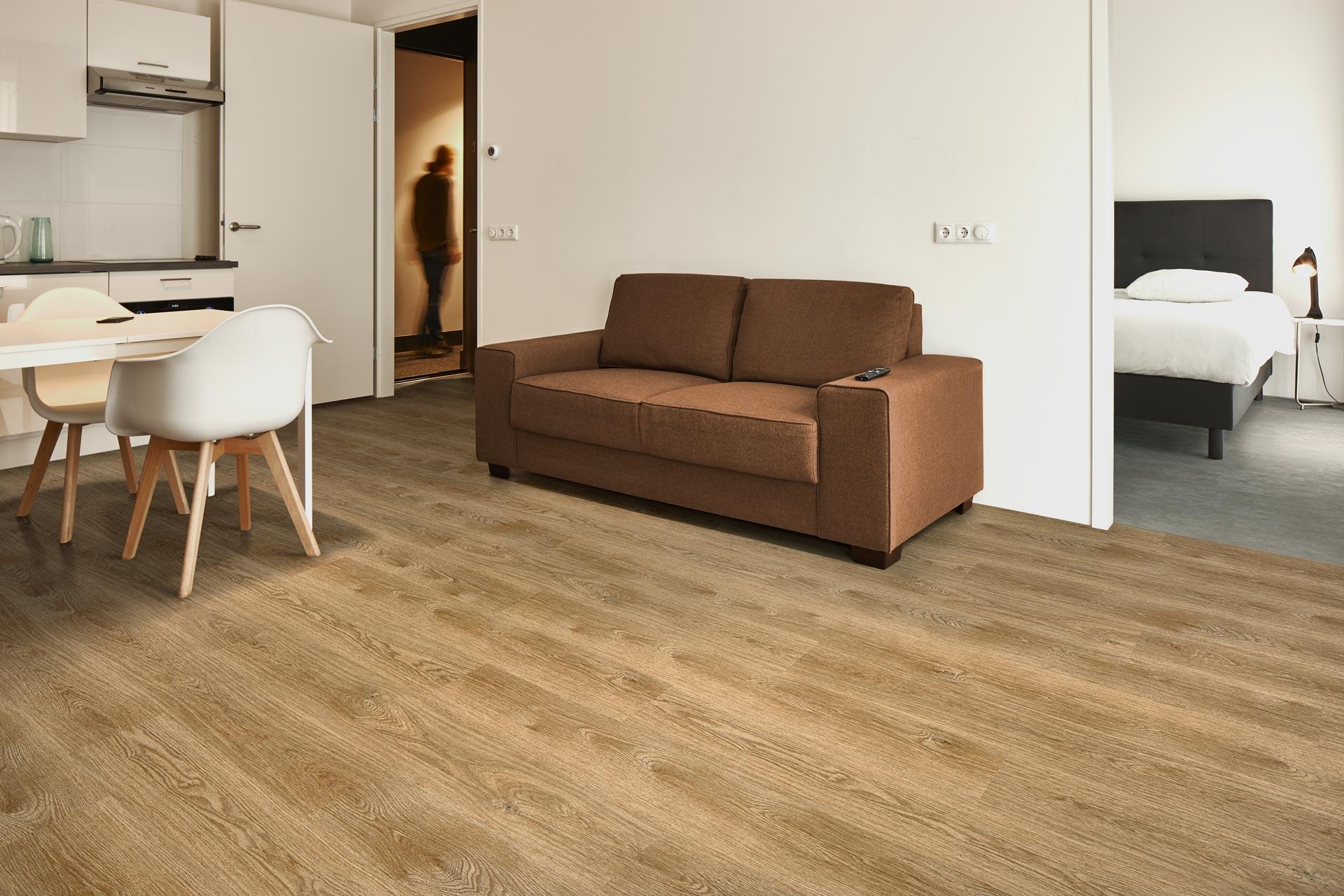 Vinylboden Pure Oak – Jetzt kostenloses Muster bestellen!