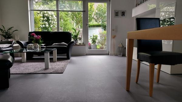 Renovierung des Wohnzimmers in Aachen