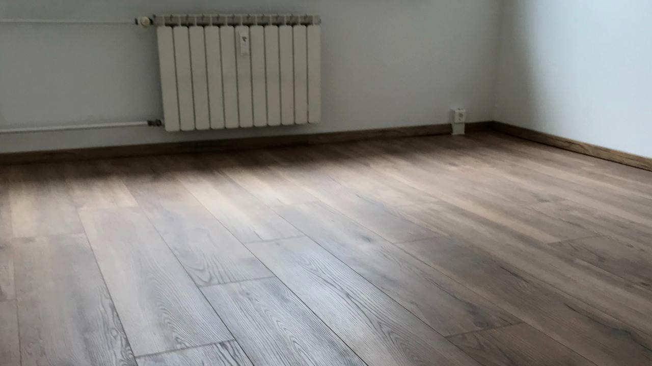 Renovierung des Arbeitszimmers in Berlin