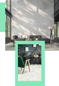 Bilder von Wohnzimmer in hellem Licht