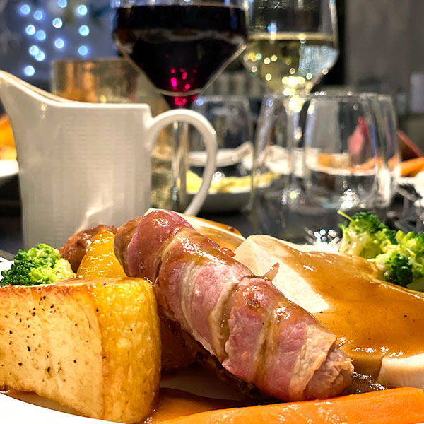 Hotel Collingwood Restaurant in Bournemouth Festive Lunches