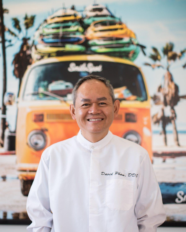Headshot of Dr. David Pham