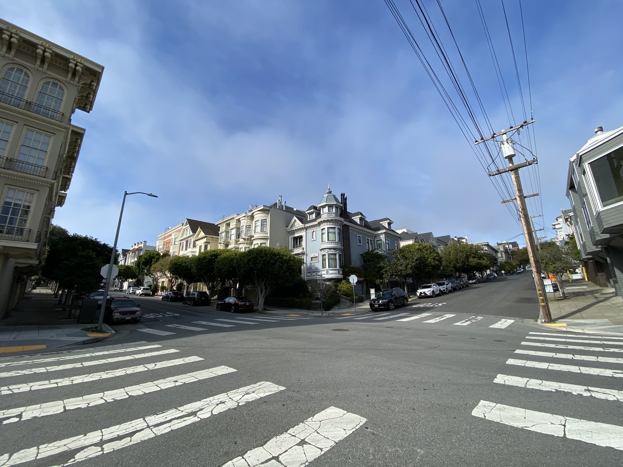 Photo of Pacific Heights neighborhood