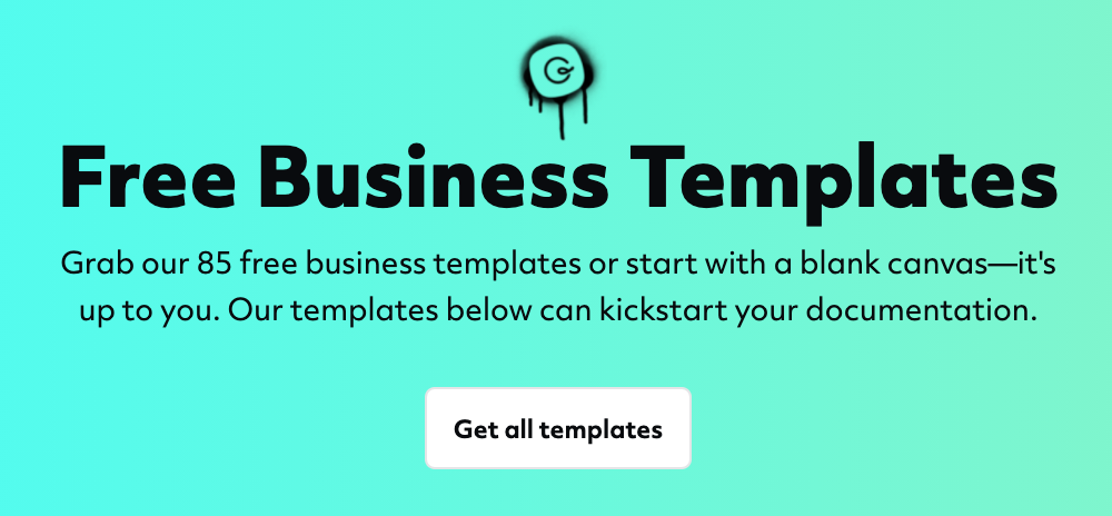 Get Business Templates