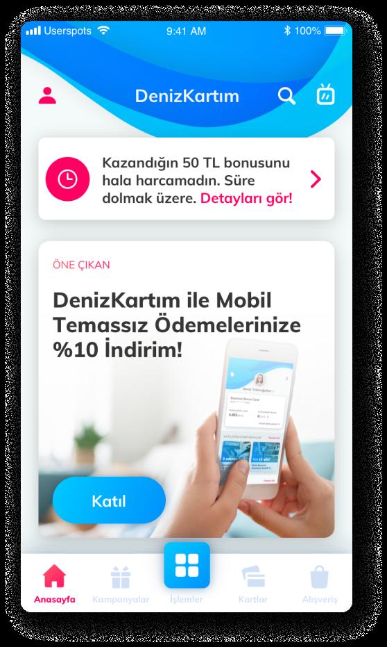 DenizBank-userspots-ux-kullanıcı-deneyimi-tasarım