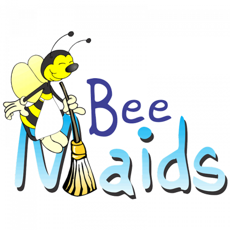 Bee Maids Logo