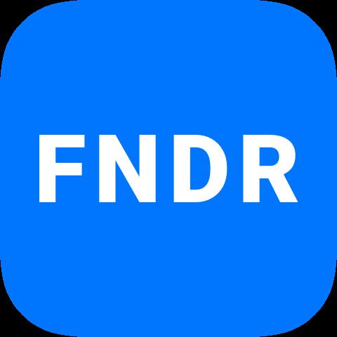 FNDR icon