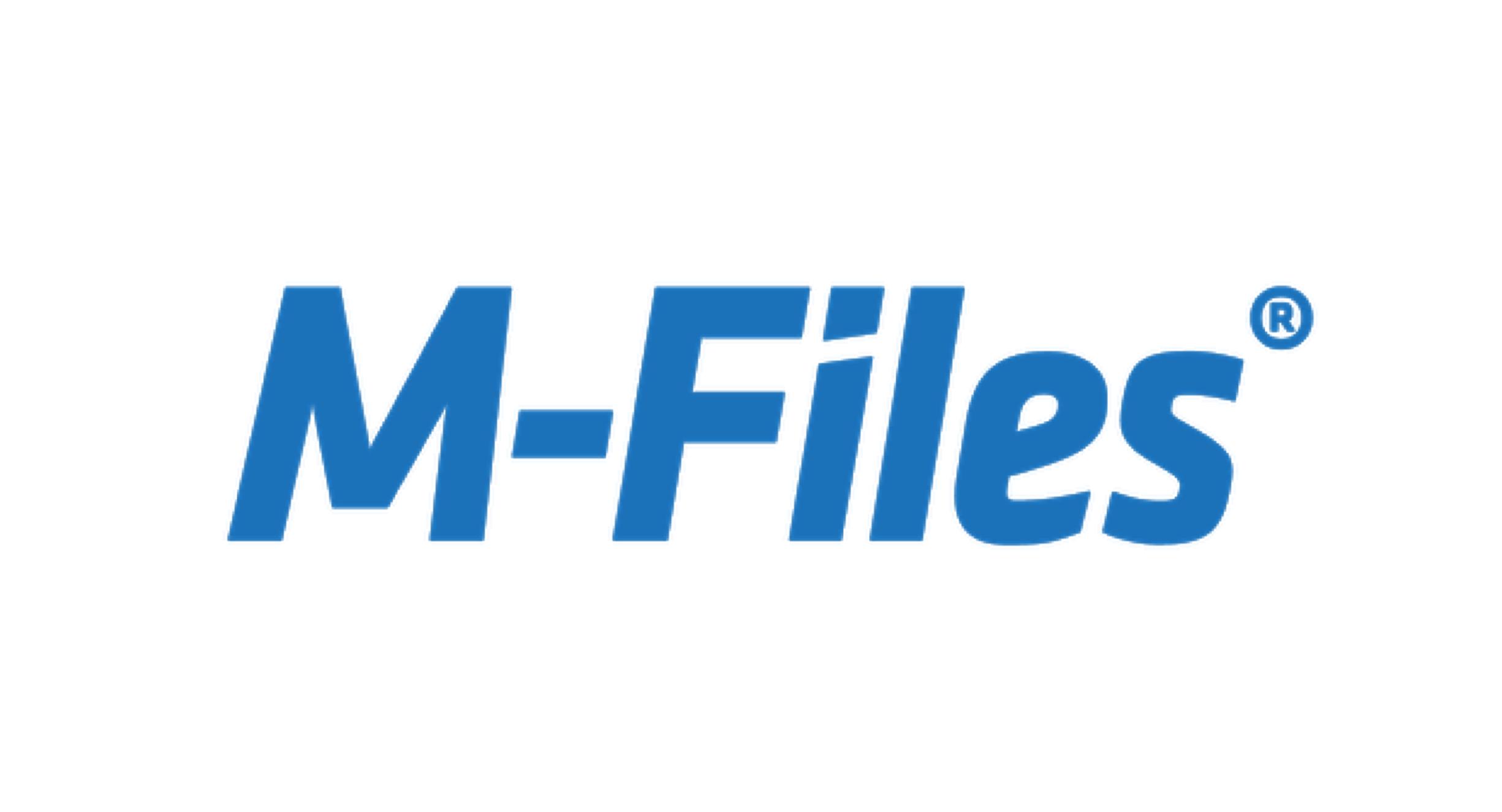 M-Files logo