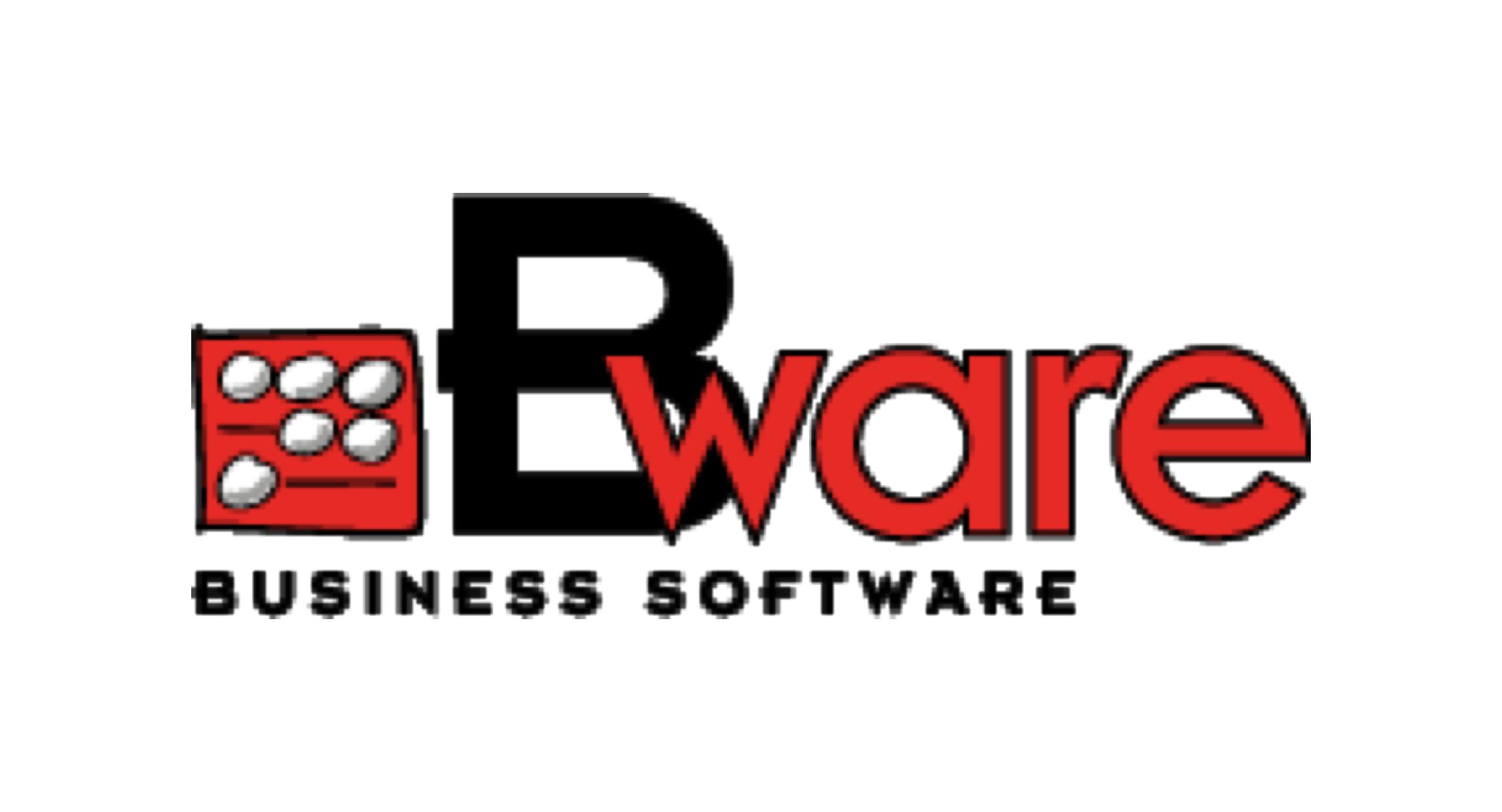 B-ware logo