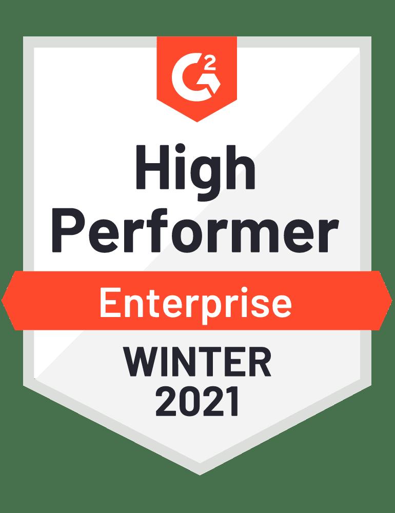 Hight Performer Enterprise FALL 2020