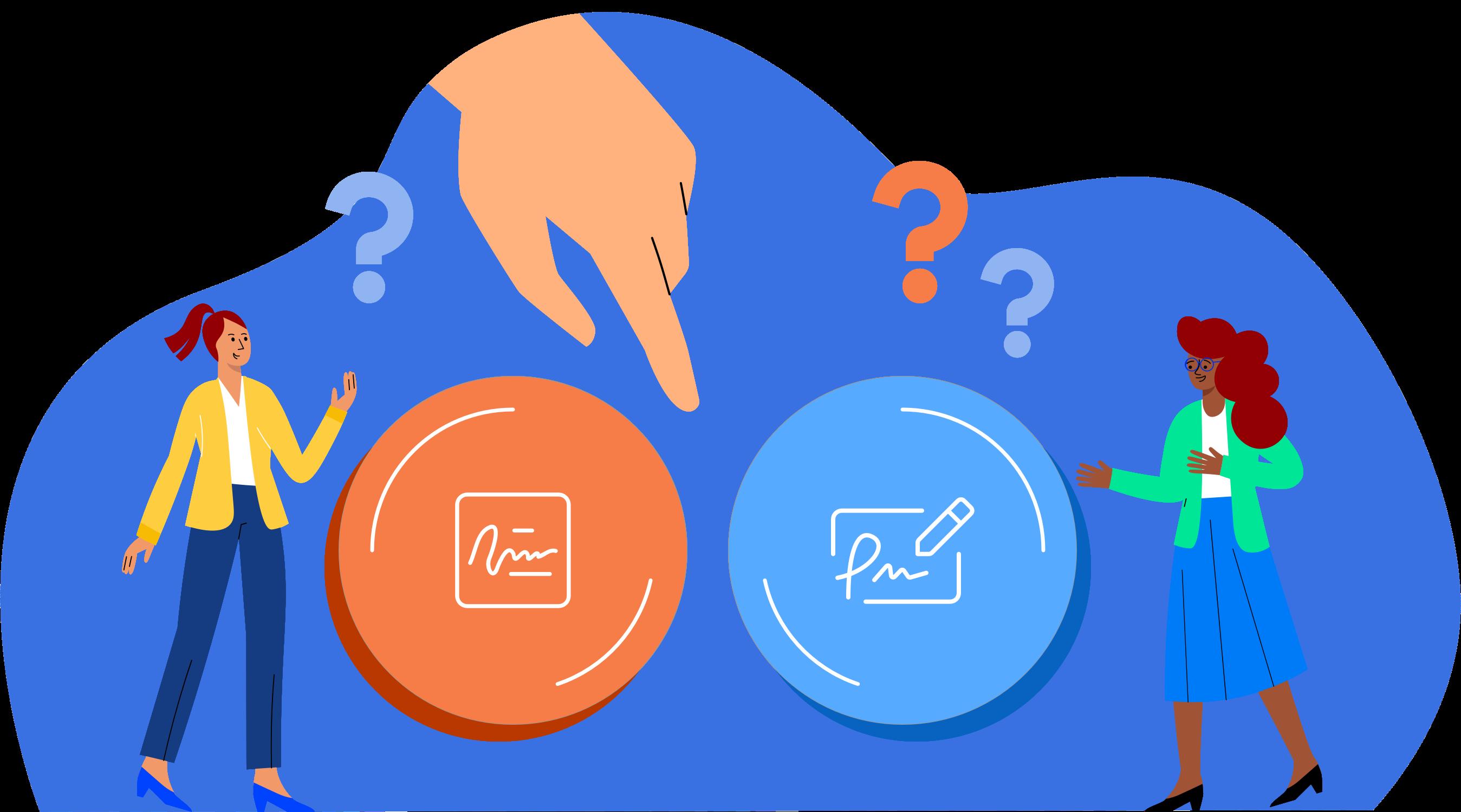Comparisons SignRequest vs other signing softwares
