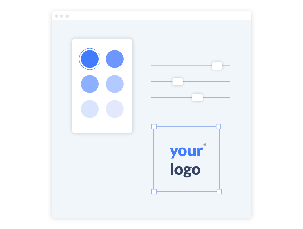 Add branding to the e-signing process