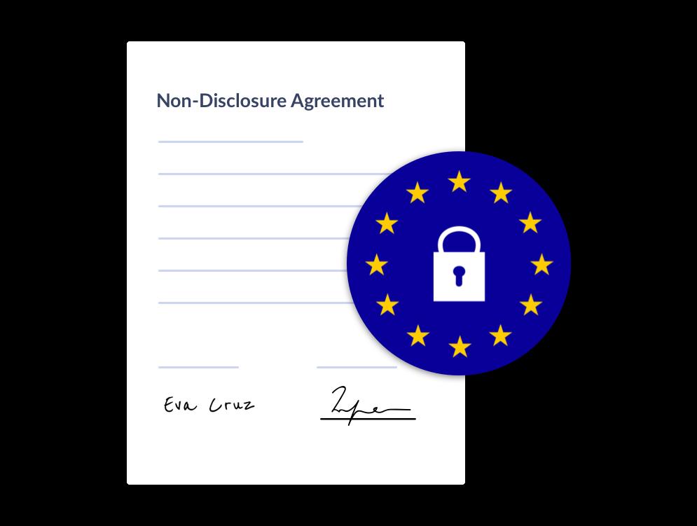 Digital signatures legally binding