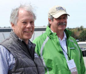 Doug Fraser and Mike Chapman