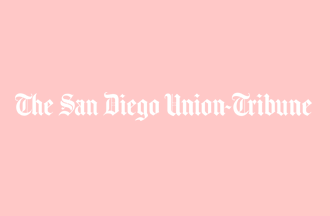 San Diego Union Tribute Logo