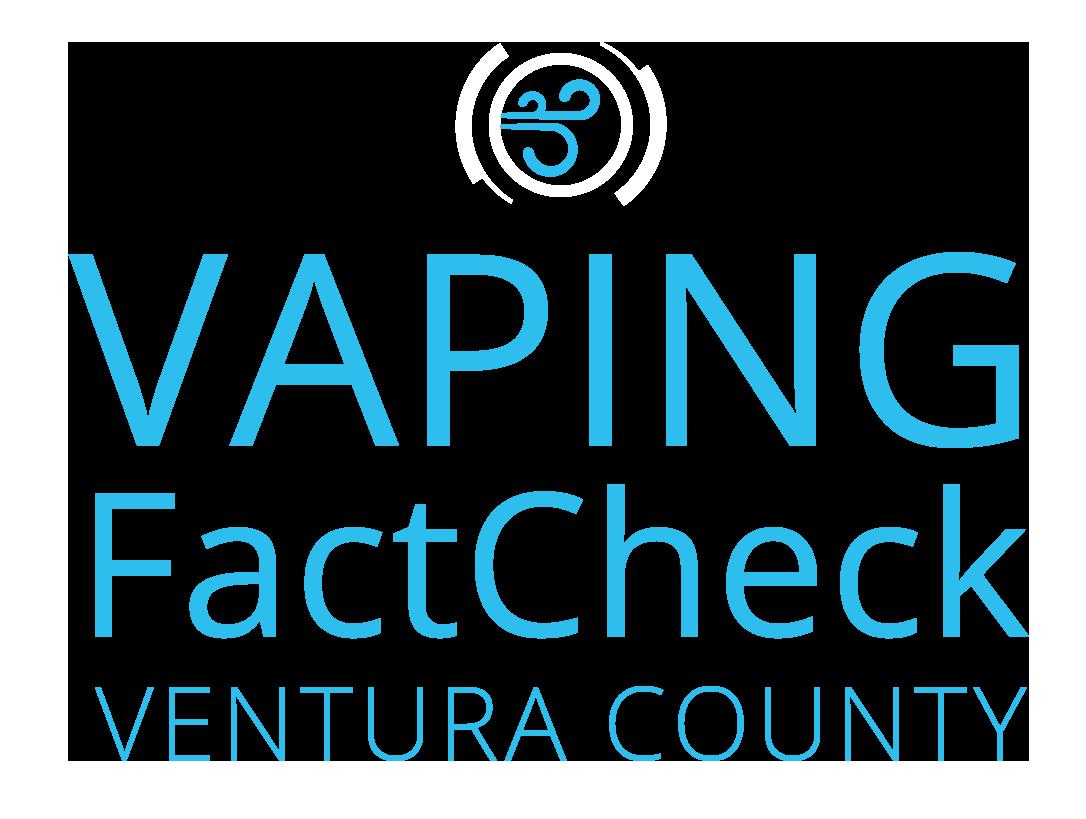 Vaping FactCheck Ventura County logo