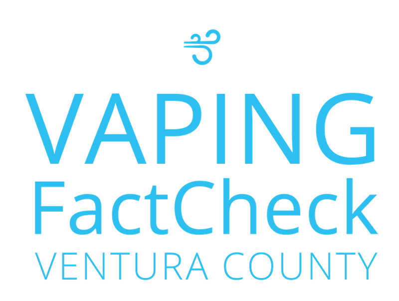 Vaping FactCheck Ventura County logo