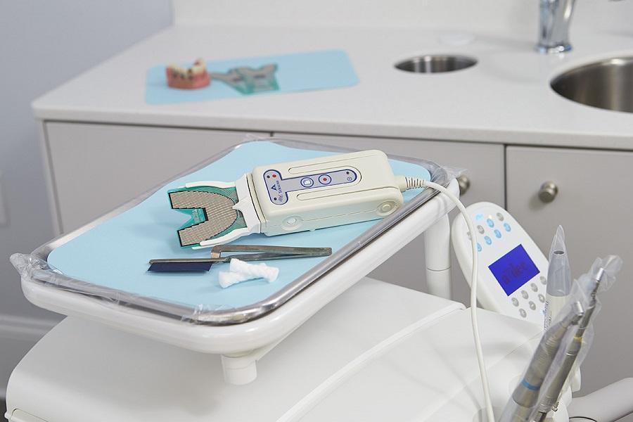 T-Scan in Dental Office