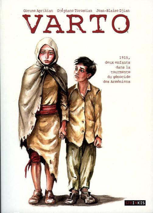 Varto n'est pas une BD historique, c'est l'histoire de deux gosses Arméniens pris dans l'oeil du cyclone