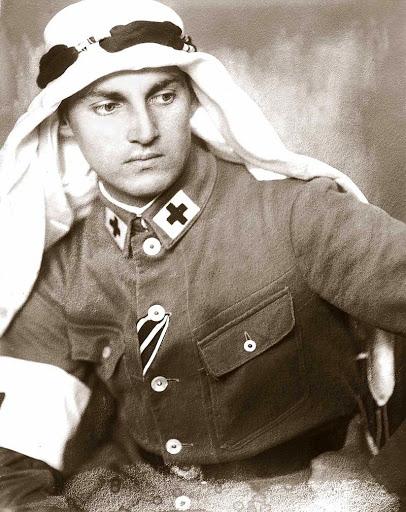 Arwin Wegner, officier du Corps sanitaire de l'armée allemande lors de la première guerre mondiale, envoyé au coeur de l'Empire otttoman, sera l'un des témoins du génocide arménien, qu'il photographiera pour en rapporter les preuves