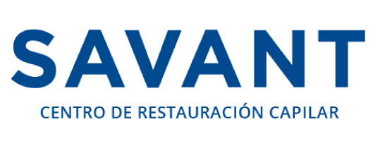 logotipo de savant capilar center