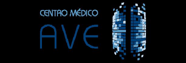 logotipo de ave centro medico