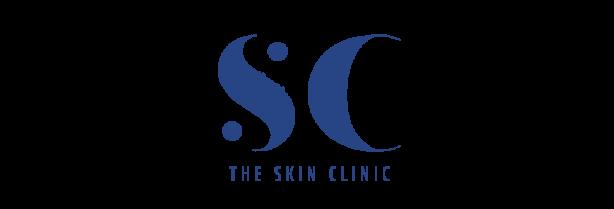 logotipo de skin center