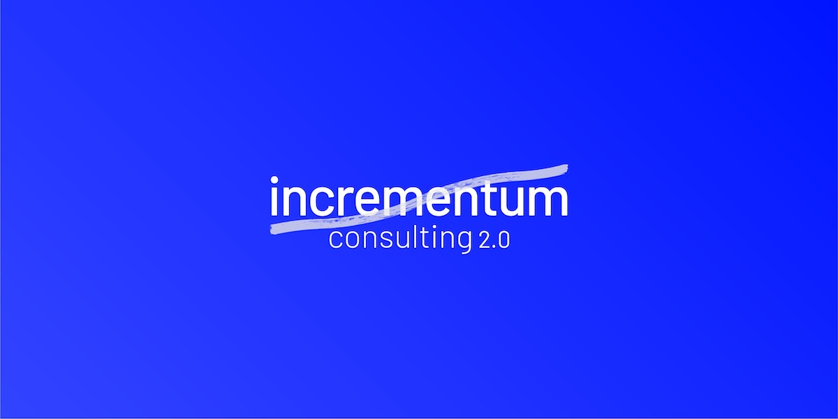 Incrementum works as a creative and modern consultant agency.