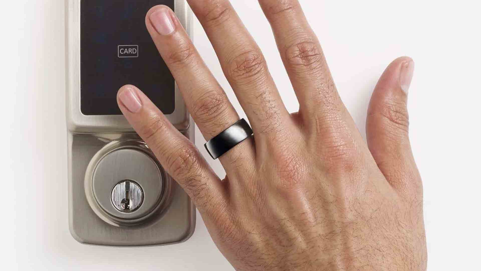 NFC Ring as a Smart Key