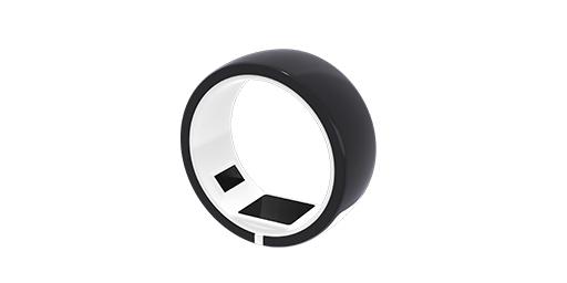 Token Ring Black Carbon