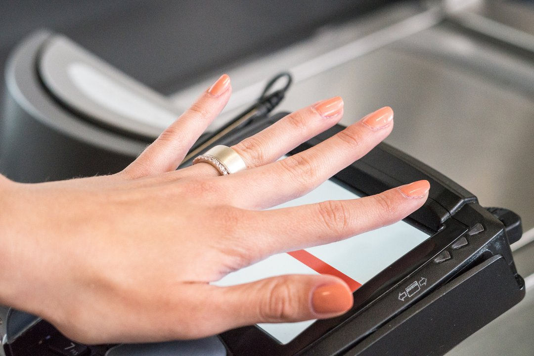 Token ring contactless payments
