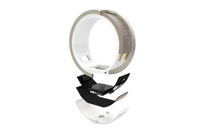 smart ring internal view
