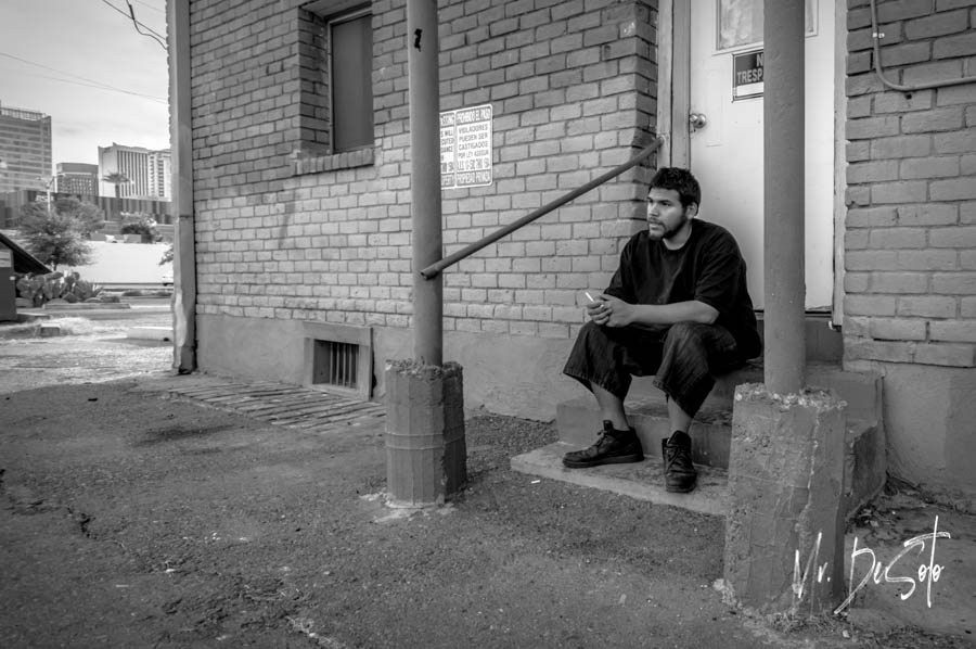 Homeless Phoenix