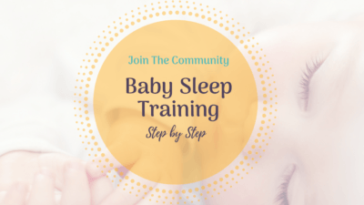 Baby Sleep Training Step by Step